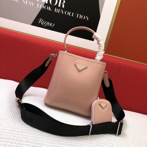 Prada AAA Quality Messeger Bags For Women #898379