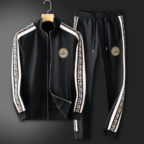Versace Tracksuits Long Sleeved For Men #898416