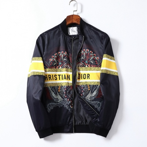 Christian Dior Jackets Long Sleeved For Men #898475