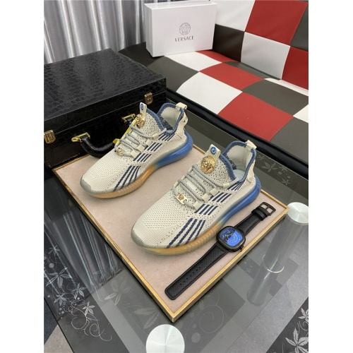 Versace Casual Shoes For Men #898501