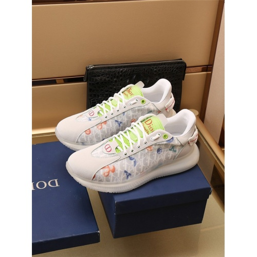 Christian Dior Casual Shoes For Men #898543