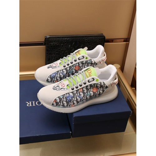 Christian Dior Casual Shoes For Men #898544