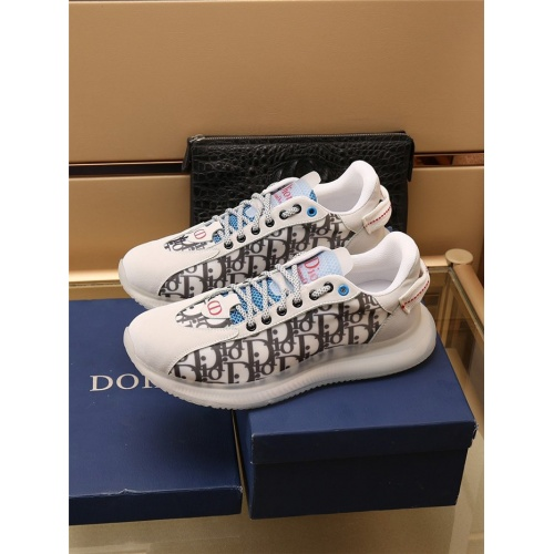 Christian Dior Casual Shoes For Men #898545