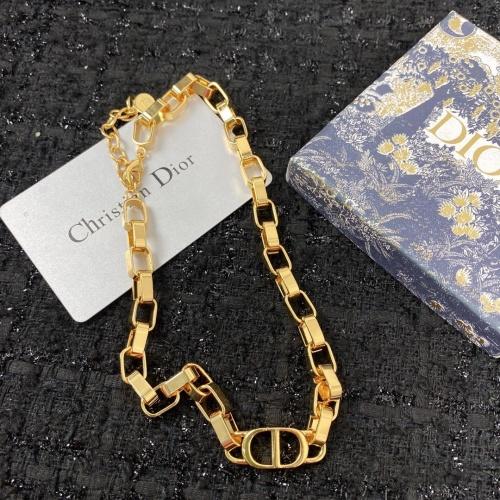 Christian Dior Necklace #898684 $45.00 USD, Wholesale Replica Christian Dior Necklace
