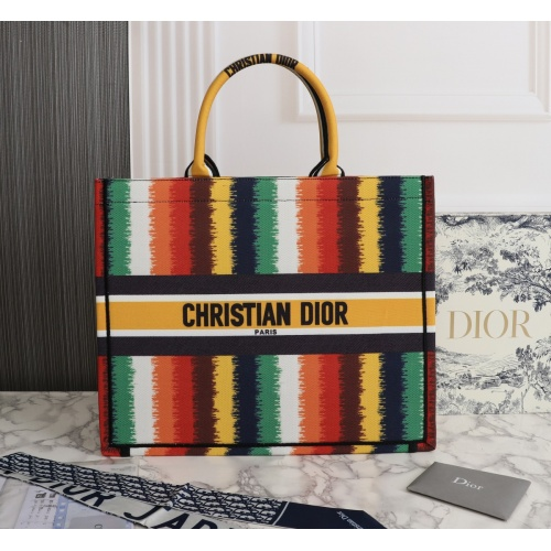 Christian Dior AAA Quality Tote-Handbags For Women #898755