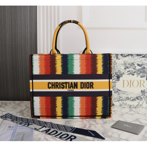 Christian Dior AAA Quality Tote-Handbags For Women #898763