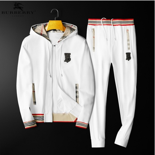Burberry Tracksuits Long Sleeved For Men #898912