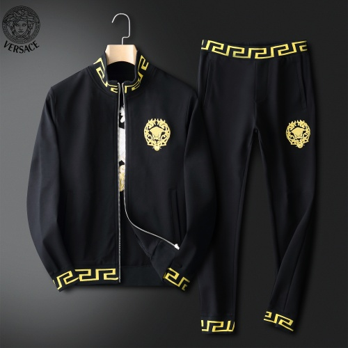 Versace Tracksuits Long Sleeved For Men #898923