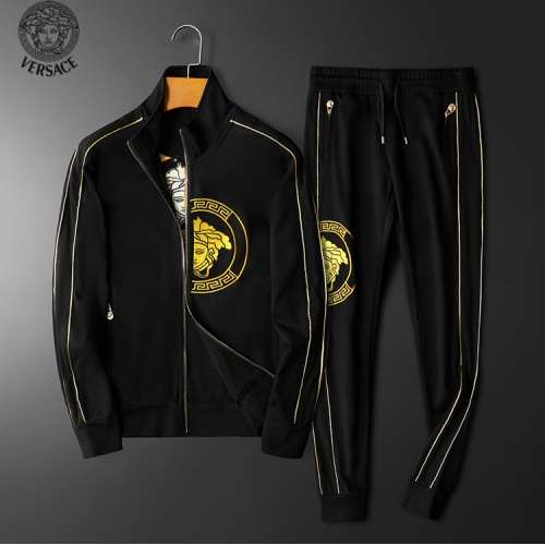 Versace Tracksuits Long Sleeved For Men #898933