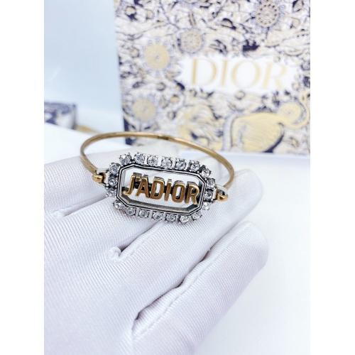 Christian Dior Bracelets #899050 $32.00 USD, Wholesale Replica Christian Dior Bracelets
