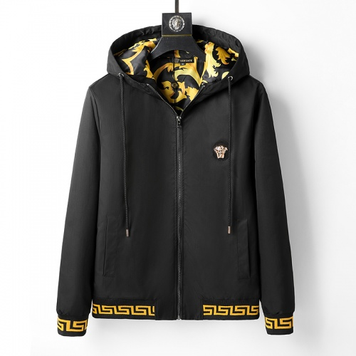 Versace Jackets Long Sleeved For Men #899264
