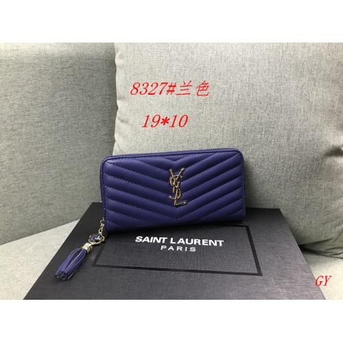 Yves Saint Laurent YSL Wallets For Women #899349