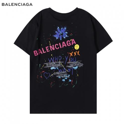 Balenciaga T-Shirts Short Sleeved For Men #899523