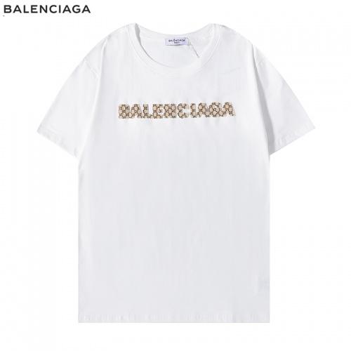 Balenciaga T-Shirts Short Sleeved For Men #899526
