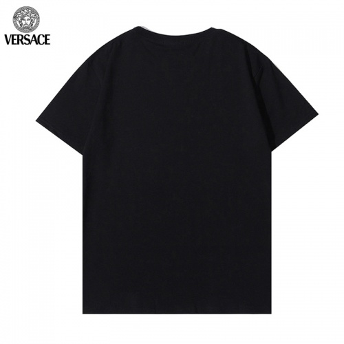 Replica Versace T-Shirts Short Sleeved For Men #899559 $29.00 USD for Wholesale