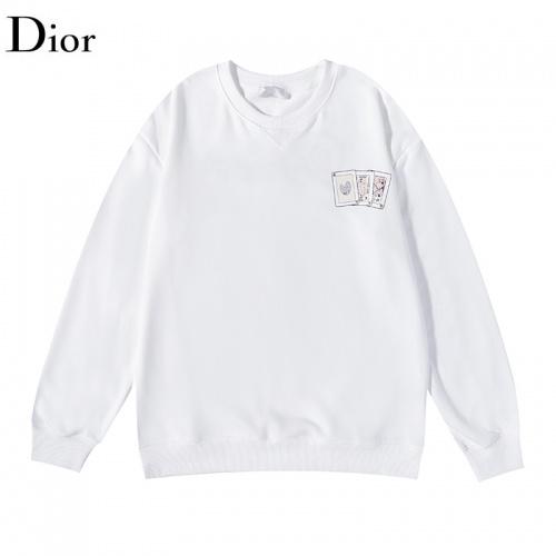 Christian Dior Hoodies Long Sleeved For Men #899574