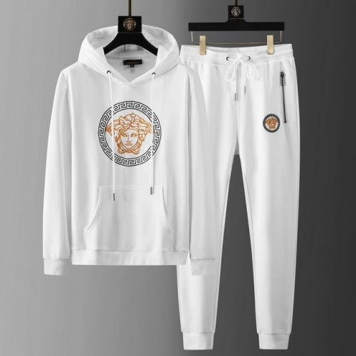 Versace Tracksuits Long Sleeved For Men #899666