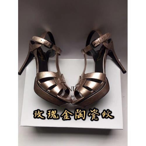 Yves Saint Laurent YSL Sandal For Women #899737