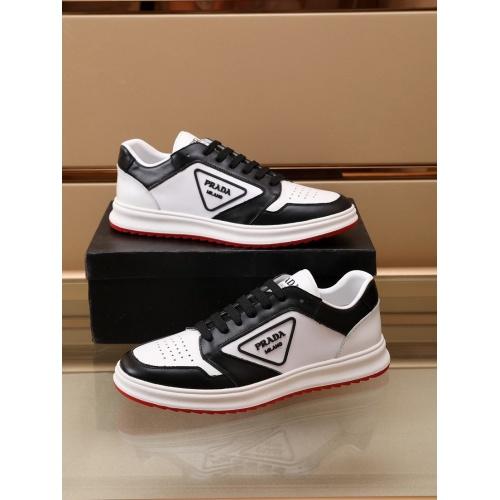 Prada Casual Shoes For Men #900118