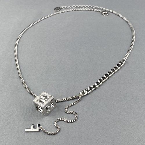 Fendi Necklace #900325