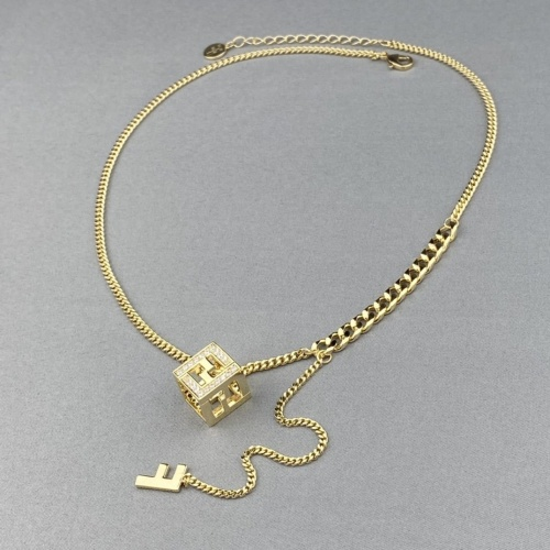 Fendi Necklace #900326