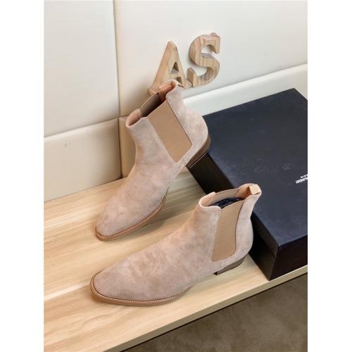 Yves Saint Laurent Boots For Men #900574