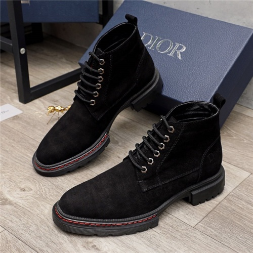 Christian Dior Boots For Men #900586
