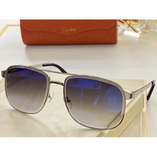 Cartier AAA Quality Sunglassess #900653