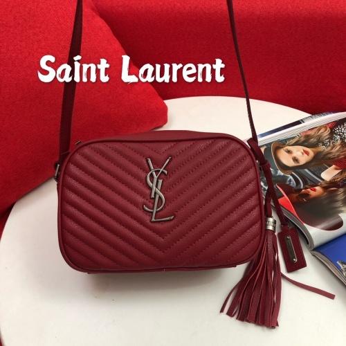 Yves Saint Laurent YSL AAA Messenger Bags For Women #900681
