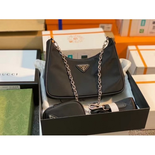 Prada AAA Quality Messeger Bags For Women #901178