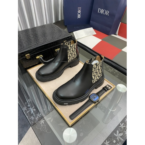 Christian Dior Boots For Men #901364