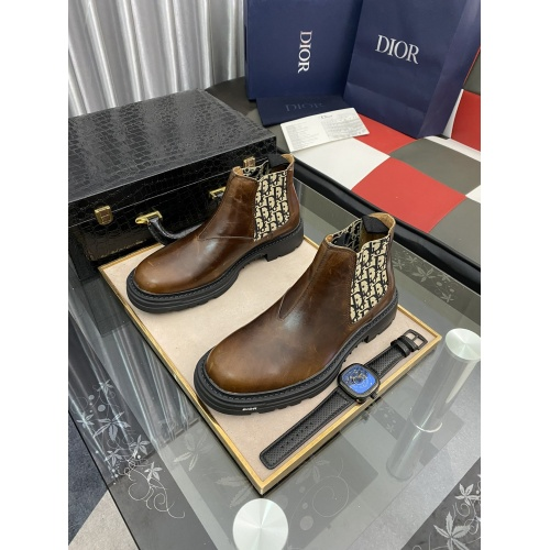 Christian Dior Boots For Men #901365