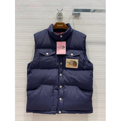 Gucci Down Vest Sleeveless For Unisex #901522