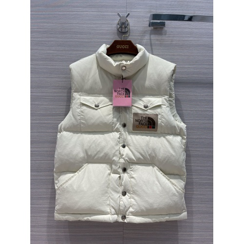 Gucci Down Vest Sleeveless For Unisex #901523