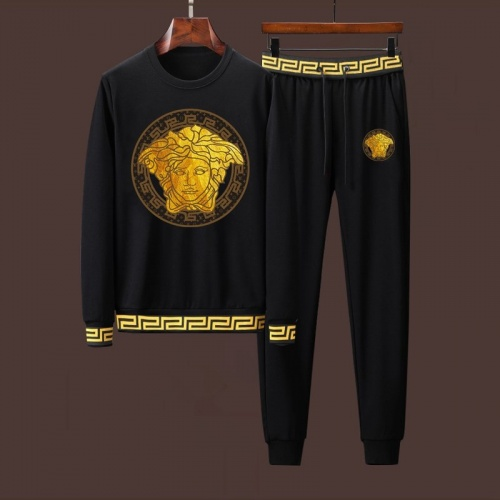 Versace Tracksuits Long Sleeved For Men #901539