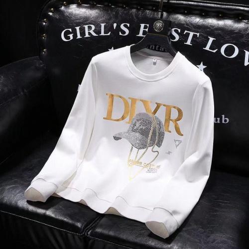 Christian Dior Hoodies Long Sleeved For Men #901574