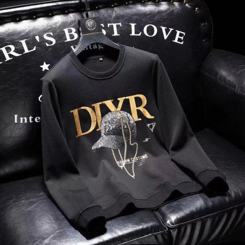 Christian Dior Hoodies Long Sleeved For Men #901575