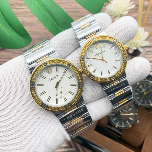 Versace Watches For Unisex #901757