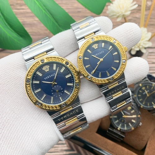 Versace Watches For Unisex #901763