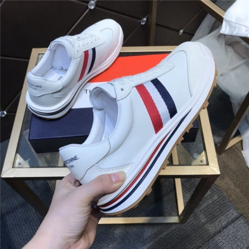 Thom Browne TB Casual Shoes For Men #902452