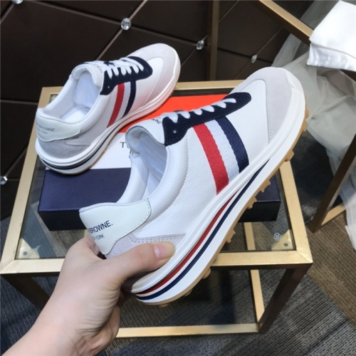Thom Browne TB Casual Shoes For Men #902454
