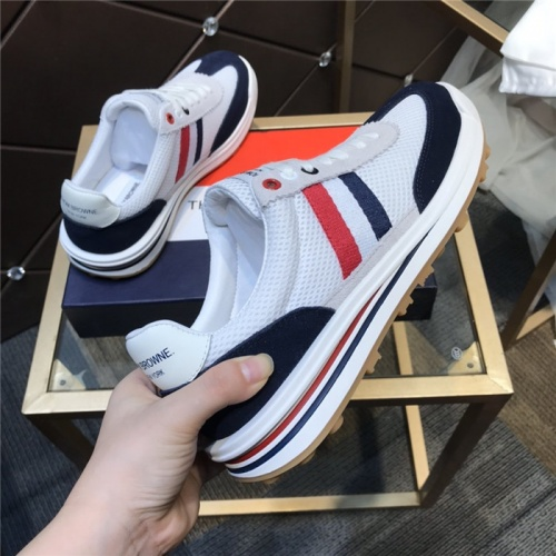 Thom Browne TB Casual Shoes For Men #902455