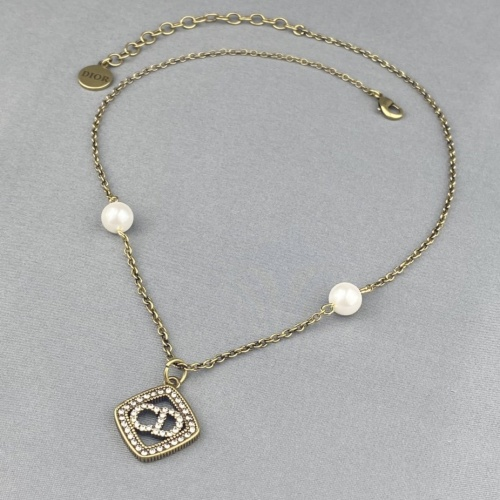 Christian Dior Necklace #902617 $39.00 USD, Wholesale Replica Christian Dior Necklace