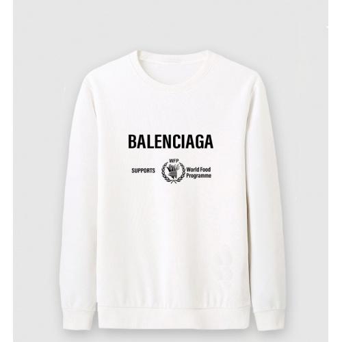 Balenciaga Hoodies Long Sleeved For Men #903203