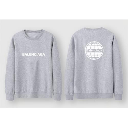 Balenciaga Hoodies Long Sleeved For Men #903211