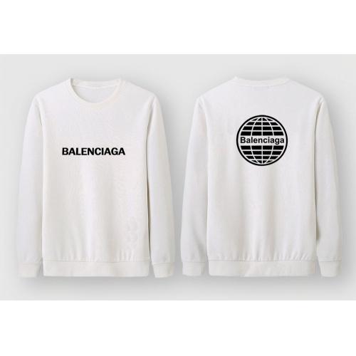 Balenciaga Hoodies Long Sleeved For Men #903212
