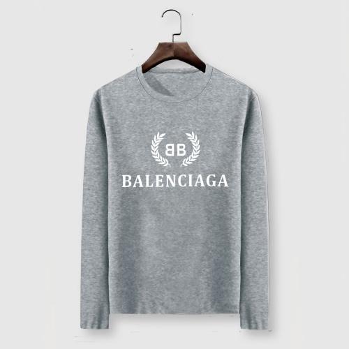 Balenciaga T-Shirts Long Sleeved For Men #903343
