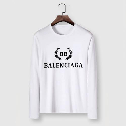Balenciaga T-Shirts Long Sleeved For Men #903346