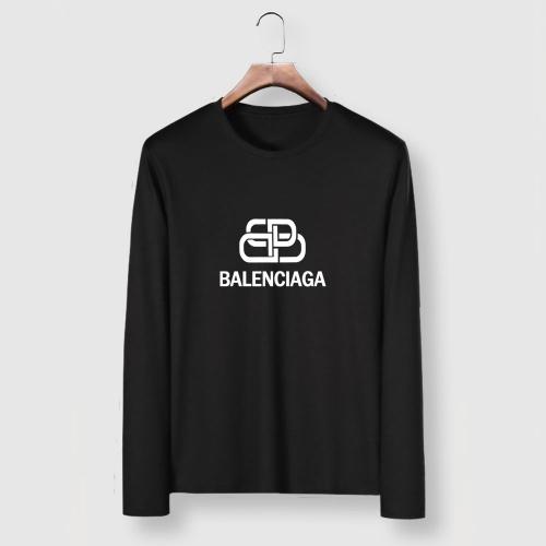 Balenciaga T-Shirts Long Sleeved For Men #903352