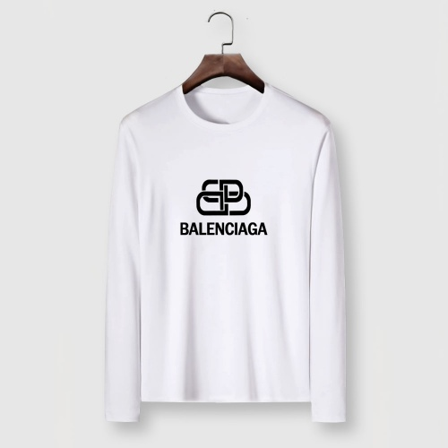Balenciaga T-Shirts Long Sleeved For Men #903353
